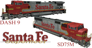 ATSF Superfleet